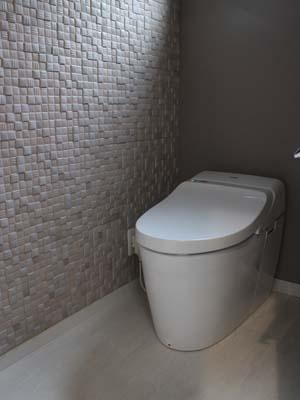 表面トイレTOTO