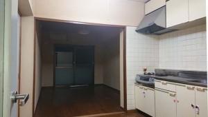 現場写真B-キッチン